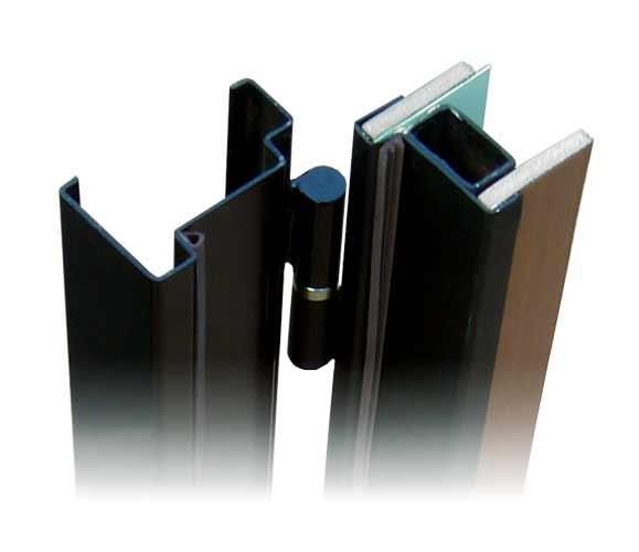 профиль для стальных дверей